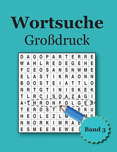 Wortsuche Großdruck Band 3