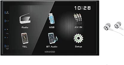 "Kenwood DMX110BT 6.8"" Double-Din Touchscreen Blue key Illumination Bluetooth USB MP3.."