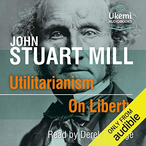 Couverture de Utilitarianism/On Liberty