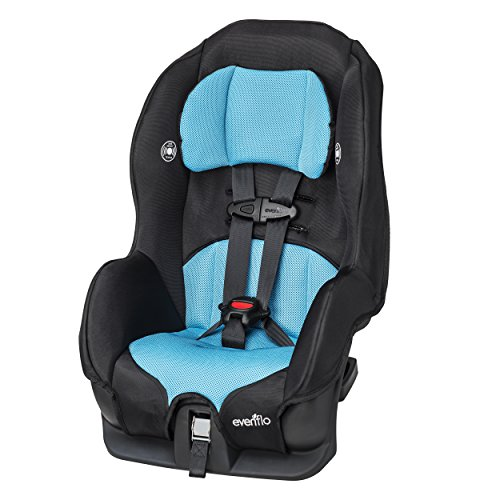 Tribute LX Convertible Car Seat, 2-in-1, Neptune Blue