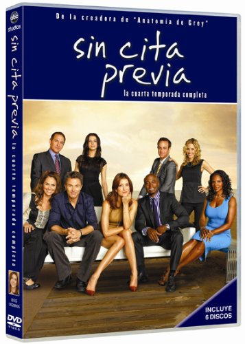 Sin Cita Previa – Cuarta Temporada (6 Discs) [DVD]
