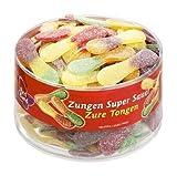 Red Band Zungen super sauer 1,2 kg Dose – 6er Pack | Fruchtgummi