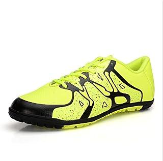 cf71e0c2c XUE - Zapatos de fútbol para Hombre, diseño de Botines de fútbol,  Antideslizantes,