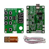 LIHUIYU CO2 Laser Controller Suit M2 Nano Mainboard + Control Panel +Cable + Dongle B System for Engraver Cutter DIY 3020 3040 K40