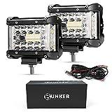 BUNKER INDUST Side Shooter LED Light Pods Wiring...