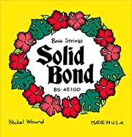 SolidBond (ソリッドボンド) エレキベース用弦 BS-45100