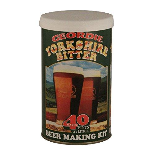 Geordie Beer Kits–Geordie Yorkshire Bitter Home Brew Kit Kit birra casalinga