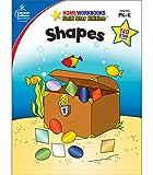 Shapes, Grades PK - K (Home Workbooks)