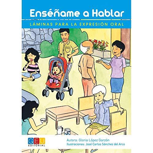 Láminas para Expresión oral y estructuración de frases · Enséñame A Hablar (Material Escolar y Pedagogía)