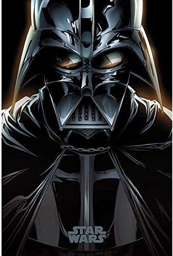 Theissen Star Wars Darth Vader Comic Poster - Matte Poster Frameless Gift 11 x 17 inch(28cm x 43cm)*IT-00129