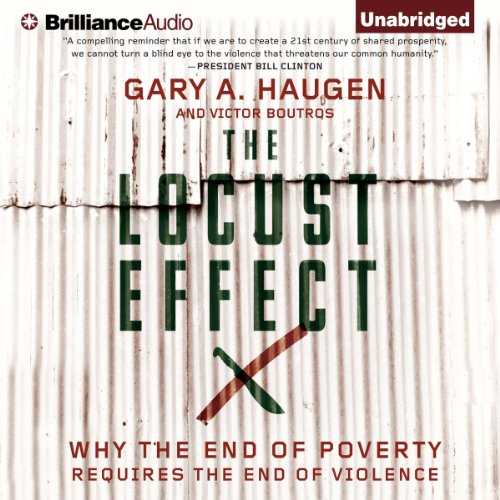 The Locust Effect audiobook cover art