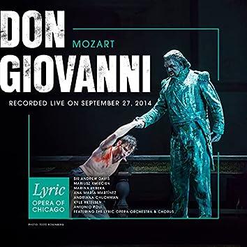 Mozart: Don Giovanni (Live)