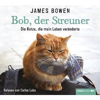 Bob, der Streuner Titelbild