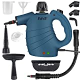 Handheld Steam Cleaner, Portable Steamer for Cleaning, 10 in 1 Set Steamer for Car Detailing, Multi-Purpose for Multi-Surface/Multi-Material, Suitable for Car, Sofa, Home, Bathroom, Kitchen Cleaning