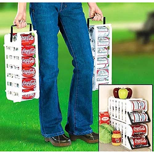 Store N' Tote Stackable Can Dispenser