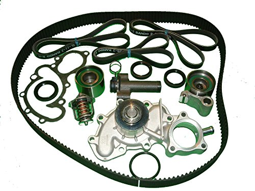 TBK Timing Belt Kit Replacement forToyota T100 1995 to 1998 3.4L V6 w/oil