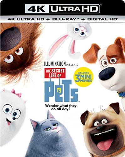 SECRETPETS UHDC [Blu-ray]