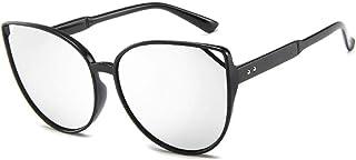 Swiftswan Gafas de Sol Marco Redondo y protección UV402