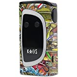 MightySkins Skin Compatible with Sigelei KAOS Spectrum Kit – Fish Puzzle | Protective, Durable, and Unique Vinyl Decal wrap Cover | Easy to Apply, Remove, and Change Styles | Made in The USA