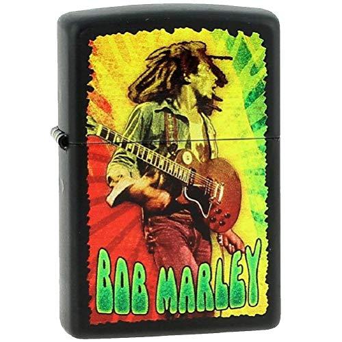 Bob Marley Zippo Orange