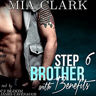 Stepbrother with Benefits 6 audiobook cover art