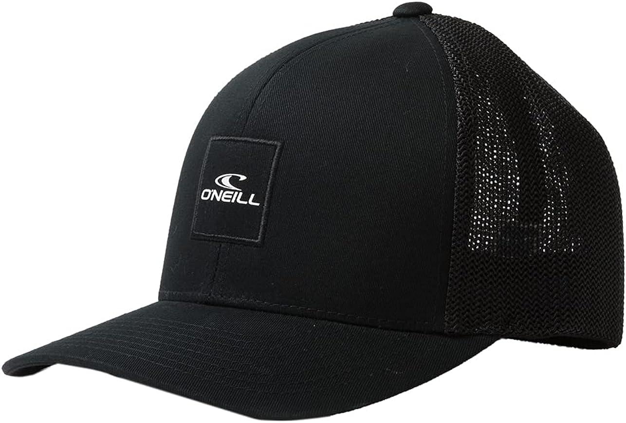 O'NEILL Men's Flexfit Cotton Logo Hat