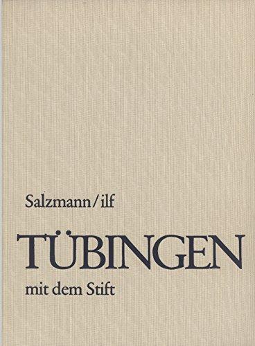 Tübingen Mit Dem Stift