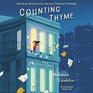 Counting Thyme cover art