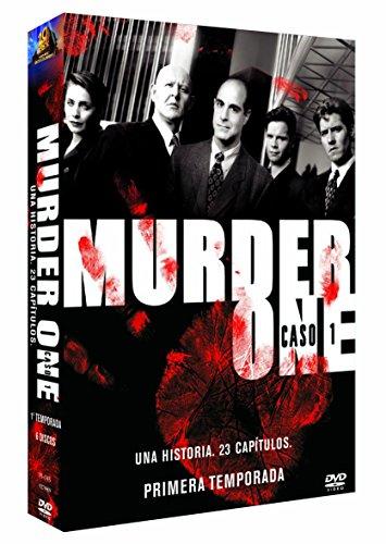 Murder One 1ª Temporada [DVD]
