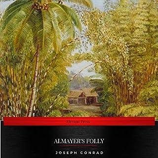 Almayer's Folly audiobook cover art
