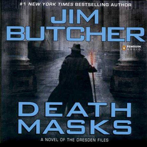 Death Masks: The Dresden Files, Book 5