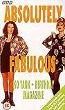 Absolutely Fabulous Ser.1 - Iso Tank/Birthday/Ma [Reino Unido] [VHS]