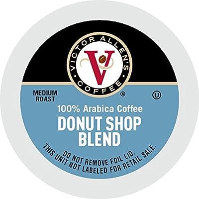 Victor Allen Coffee Kona Blend Single Serve K-Cup