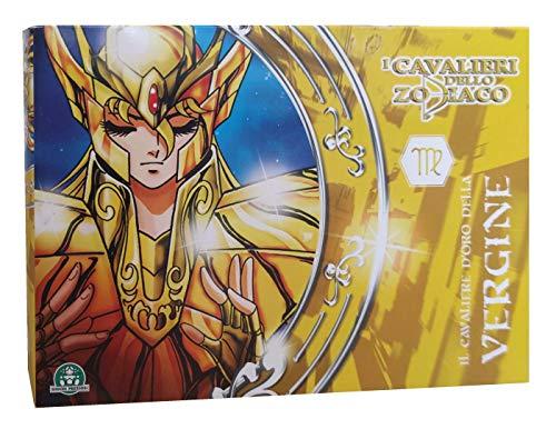 I Cavalieri dello Zodiaco Vergine Cavaliere con Armatura d'oro Action Figure Giochi Preziosi