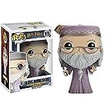 Figuras Pop Harry Potter Albus Dumbledore # 15 Figura De Acción 10Cm, Colección De PVC Modelo De Jug...