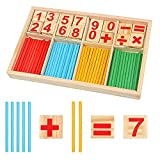 Juguetes Matemáticos Montessori, Juguete Educativo Matemático,Juguete Matemático...
