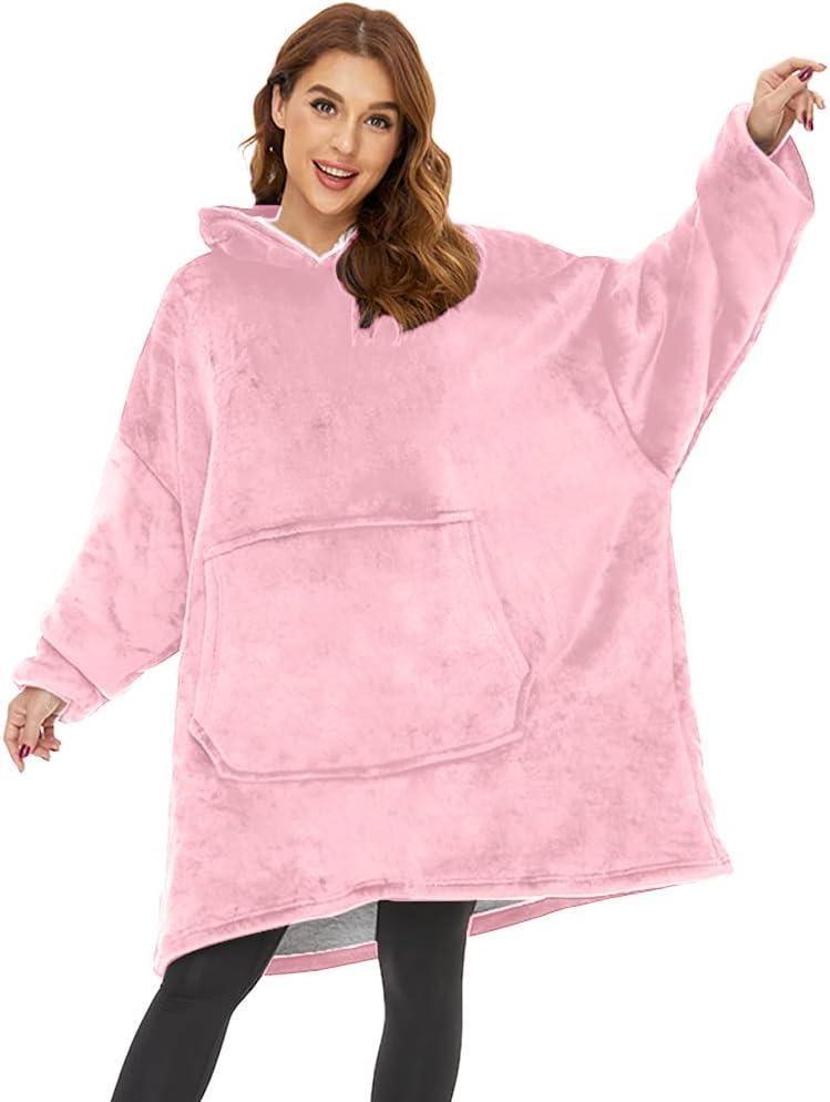 Blanket Hoodie Wearable Super Warm Oversiz and Women Ranking TOP10 Men Choice