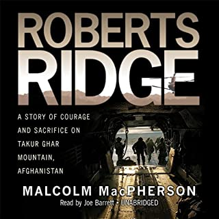 Roberts Ridge cover art