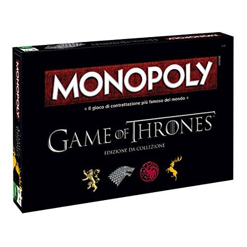 Monopoli Game of Thrones, Versione Italiana Winning Moves