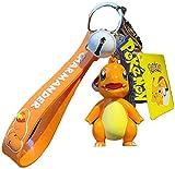 Colgante mágico de bebé Pikachu con colgante para mochila escolar, lindo genio, muñeca de tortuga...