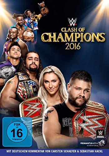 WWE - Clash of Champions 2016