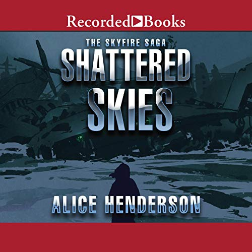 Shattered Skies  By  cover art