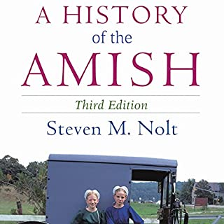 A History of the Amish cover art