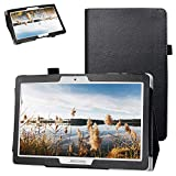 Digiland DL1036 10.1 Tablet Case,Bige PU Leather...
