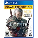 Witcher 3: Wild Hunt Complete Edition for PS4 or Xbox One