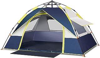IDWOI-tält utomhus tält automatisk snabb öppning tjock regntålig 2-3 personer bärbar campingtält, 3 färger