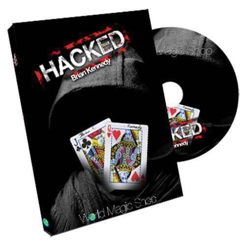 SOLOMAGIA Hacked (DVD and Gimmick) by Brian Kennedy - original Item - Karten Tricks - Zaubertricks und Props