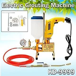 220V Electric Epoxy Injection Piston Pump Polyurethane Foam Grouting Machine