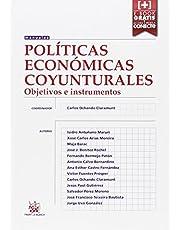 Políticas Económicas Coyunturales Objetivos e Instrumentos (Manuales de Economía y Sociología)
