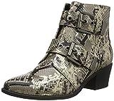 Joe Browns Glory Days Ankle Boots, Botas Cortas al Tobillo Mujer, Serpiente Multi, 37 EU